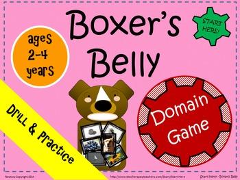 "Speech ""Boxer's Belly"" Drill & Practice"