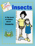 Domain - Insects:  A Flip Book of Riddles