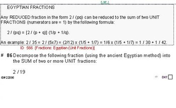 Domain NF (Grades 3-5) UNIT: GIFTED/CHALLENGING topics (4 worksheets;7 quizzes)