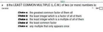 VOCABULARY Grades 4-6 Sampler (113 terms)