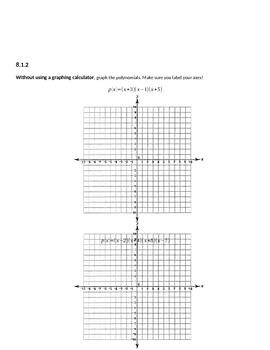 Domain, Range, and Polynomials