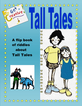 Domain - Tall Tales: A Flip Book of Riddles