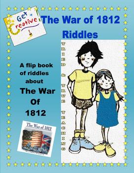 Domain - War of 1812: A Flip Book of Riddles