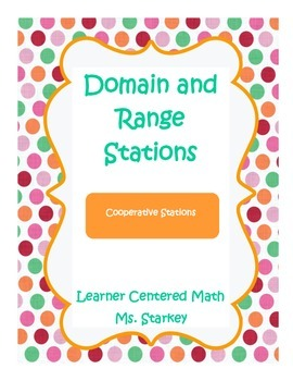 Domain and Range Stations
