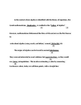 Domain of Algebraic Fractions MadLIB