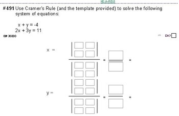 Domains of HS ALGEBRA (Grades 9-11) Summary & 6 worksheets