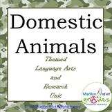 Domestic Animals - Classroom Themed Unit