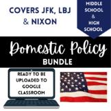 Domestic Policy Bundle