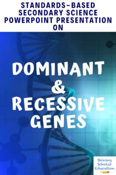 Dominant VS Recessive Genes PowerPoint Presentation