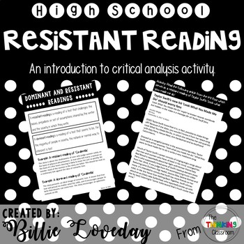 Dominant and Resistant Readings