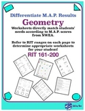 Differentiate M.A.P. Results - Geometry