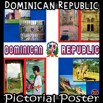 Dominican Republic  Photo Poster - Horizontal