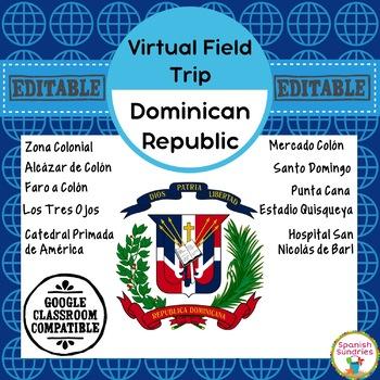 Dominican Republic Virtual Field Trip