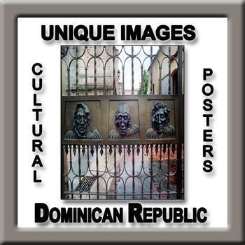 Dominican Republic in Photos Poster - Vertical