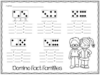 Domino Activities (Print and Use)