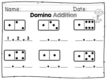 Domino Addition!