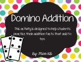 Domino Addition - Adding to 10