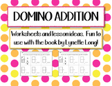 Math - Addition with Dominos Worksheets (Supports the Comm