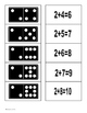 Domino Addition Cards