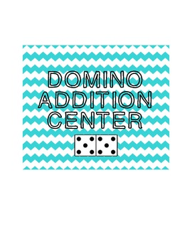 Differentiated Domino Addition Center