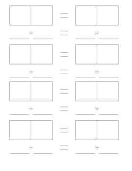 Domino Addition- Commutative Property