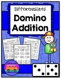 Domino Addition - Differentiated