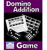 Domino Addition Game Center