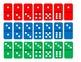 Domino Addition Mat : Domino Neighborhood