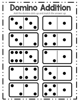 Domino Addition Match