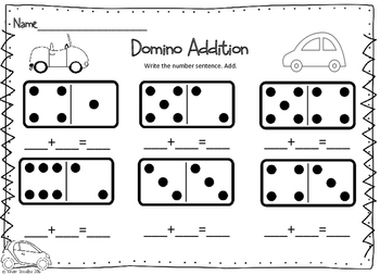 Domino Addition Parking Lot