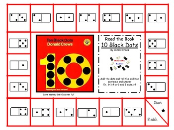 Domino Addition --Sums to 5