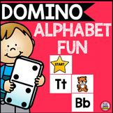 Domino Alphabet Fun