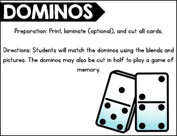 Domino Blends