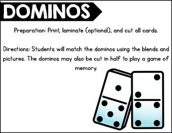 Domino Blends Fun