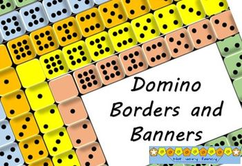 Domino Borders and Banners