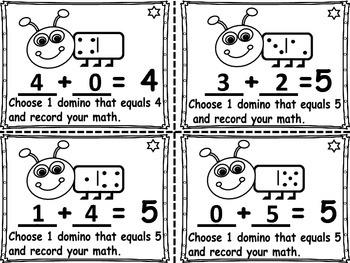 Spring Themed Problem Solving Math Task Cards for K-2