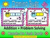 Problem Solving Math Task Cards for K-2