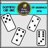 Domino Clip Art