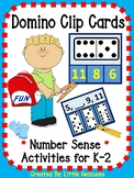 Domino Games for Number Sense and Problem Solving~ K-2