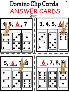 Domino Games for Number Sense and Problem Solving~ K-2