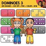 Digital Graphics - Domino Clipart 2