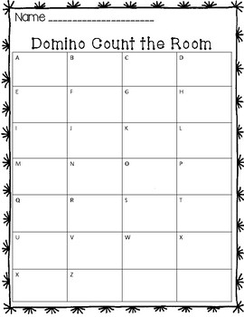 Domino Count the Room