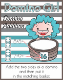 Subitizing and Addition up to 18 - Domino Math