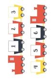 Domino Counting Mats