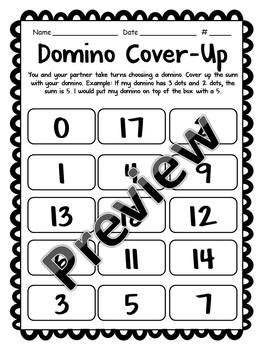 Domino Cover-Up