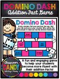 Domino Dash Addition Game