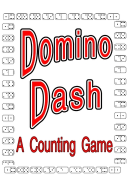 Domino Dash Counting / Addition Math Game