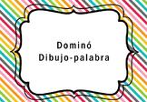 Domino Dibujo - Palabra