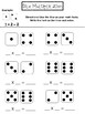 Domino & Dice Multiplication Practice Activities