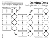 Domino Dots Multiplication Challenge